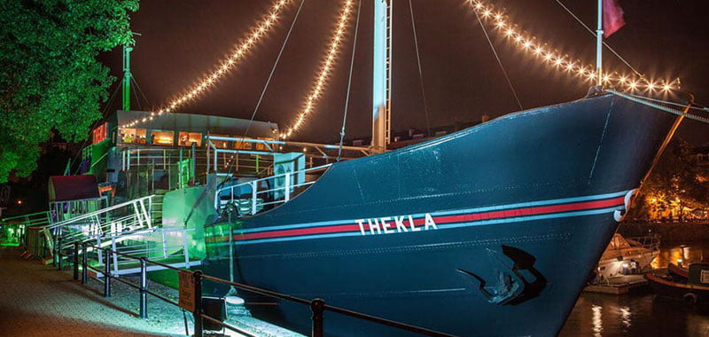 Thekla overhaul, Bristol