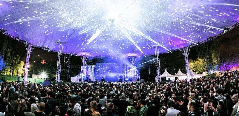 Paraíso festival, Madrid