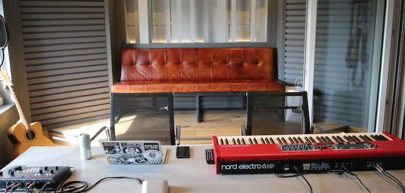 Stim Music Room studio