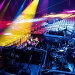 Eurovision worker dies in set-up