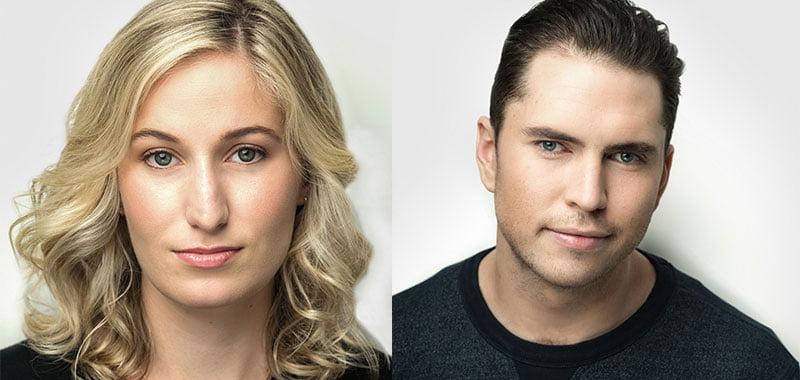 Paradigm Talent Agency promotes Daisy Hoffman, Jon Lampkin
