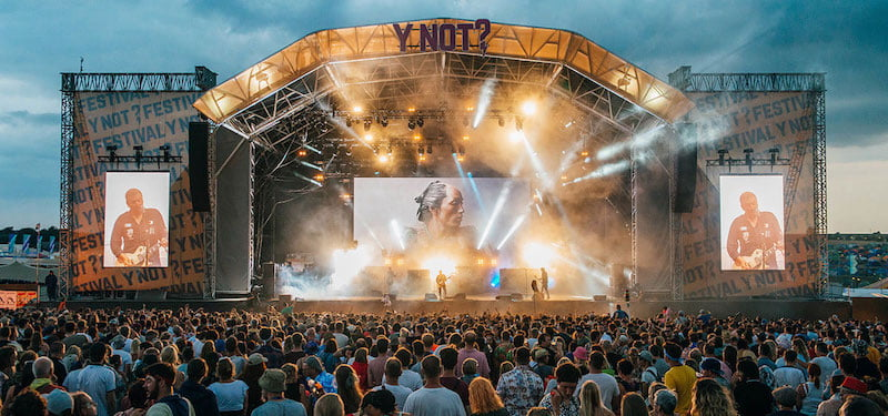 Y Not Festival 2018