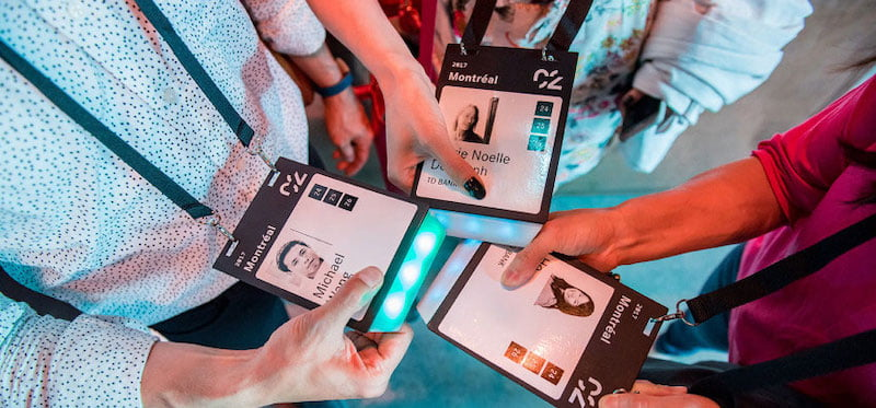 Crystal Interactive partnered with Klik for a range of smart wearables