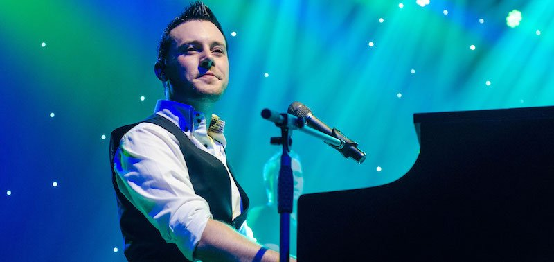 Liverpool-born Nathan Carter is one of VenuWorks Agency's first signings