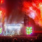Rock Werchter 2019's new close-proximity fireworks lessened the impact on local residents
