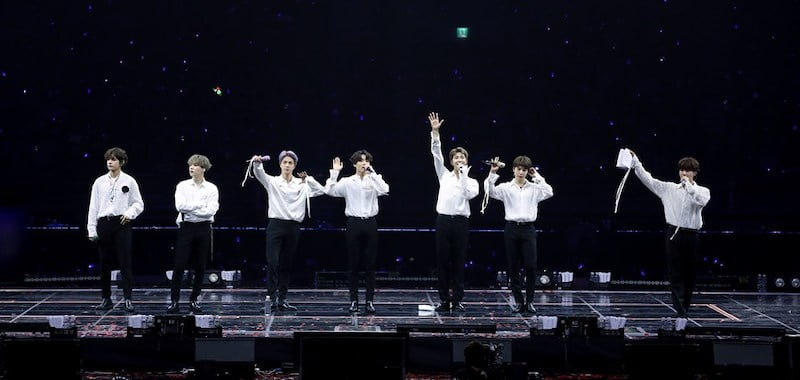 BTS Saudi Arabia Concert Prompts Mixed Reaction