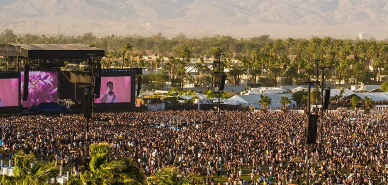 Festicket Coachella partner up