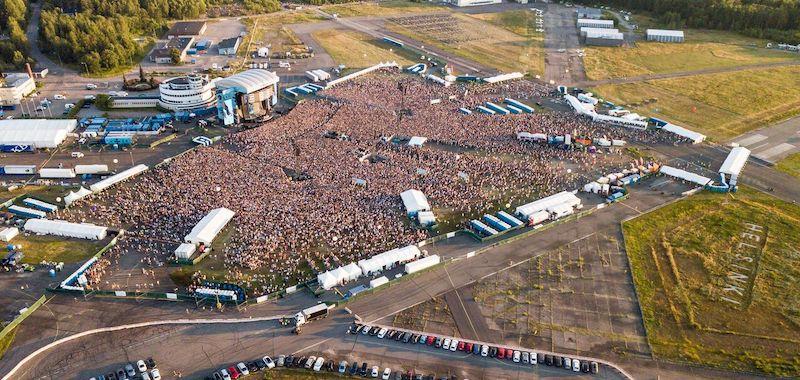 Fullsteam Finland Ed Sheeran concerts break records