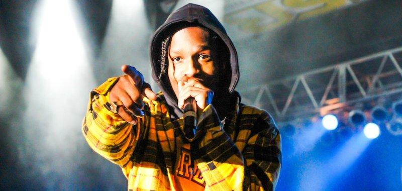 ASAP Rocky returns to US to await trial verdict