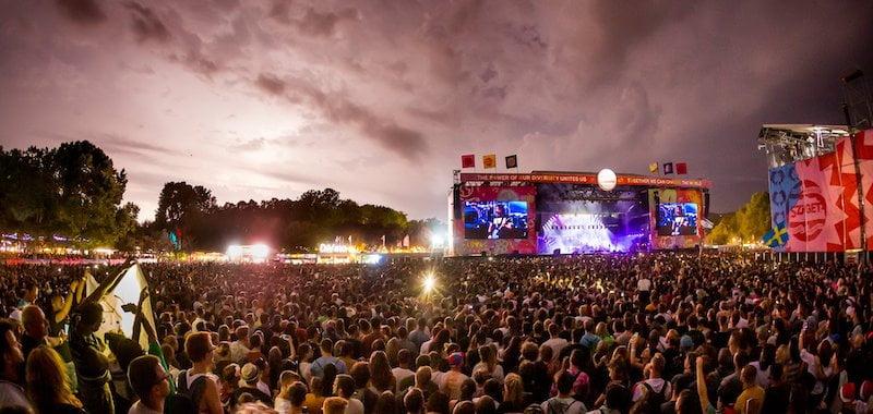 How did EU festivals fare in 2019?