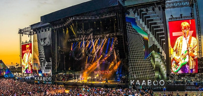 Virgin Fest acquires Kaaboo Del mar