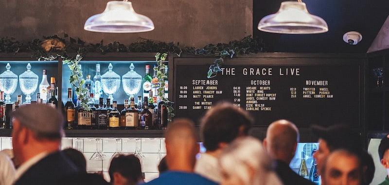DHP Family opens new London venue the Grace