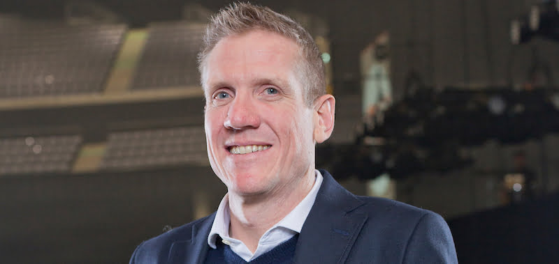 John Langford is COO of AEG Europe