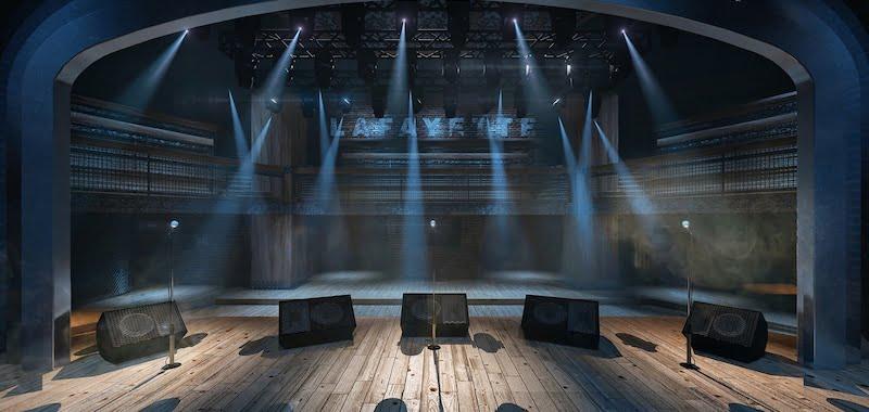 Ben Lovett announces new venue Lafayette