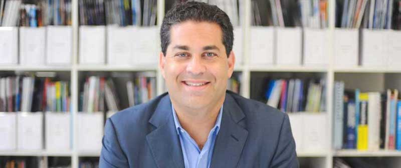 Eric Baker, founder of both Viagogo and StubHub