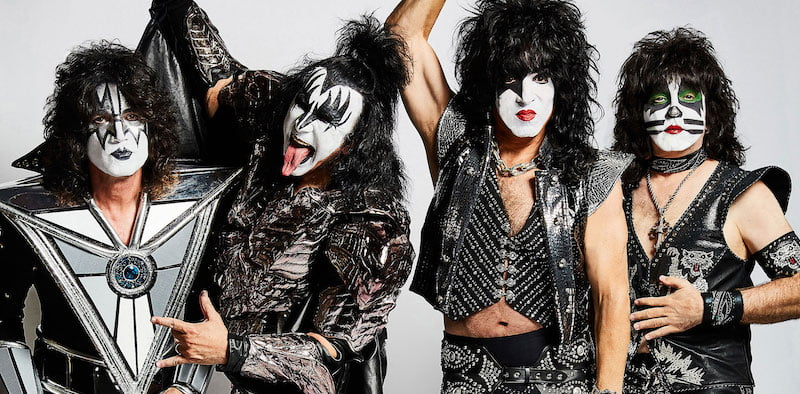 Kiss's End of the Road world tour comes to an end in July 2021