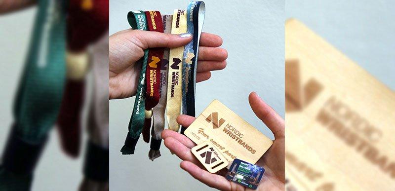 Nordic Eco wristbands