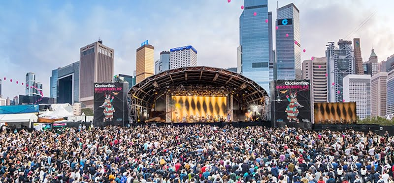 Clockenflap organisers confirm event will go ahead