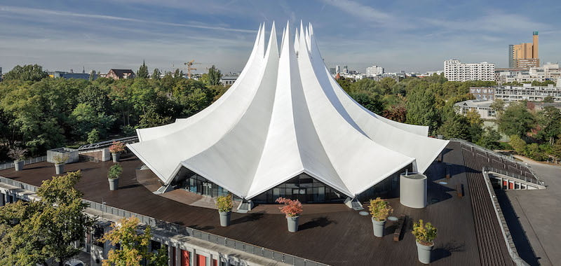 Berlin's Tempodrom increases capacity by 20%