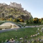 £25m revamp for outdoor events space in Edinburgh