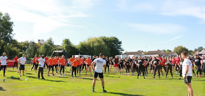 Music pros limber up ahead of Music Mudder 2019