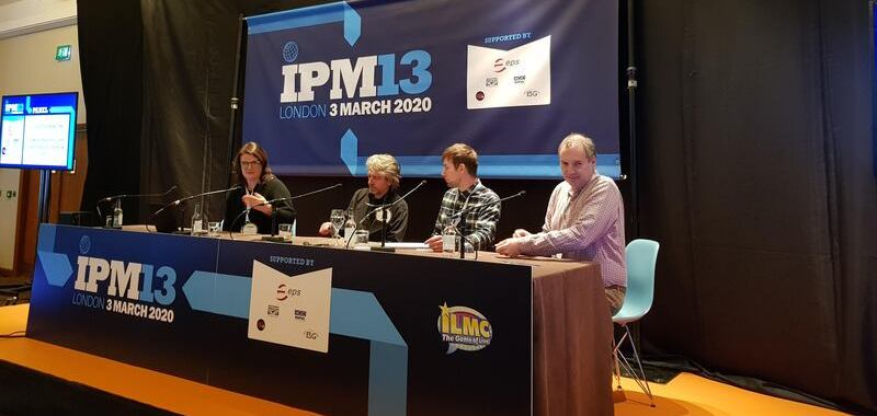 IPM 13: If I could turn back time: Stage production, design and decor
