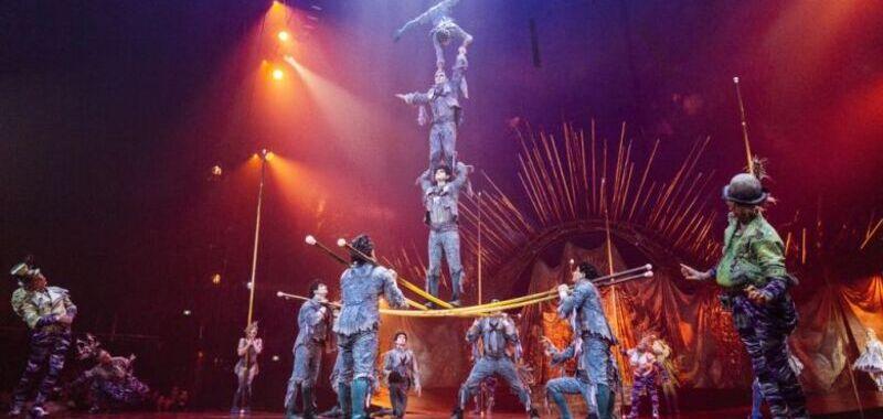 AEG, ASM Global partner with Cirque du Soleil