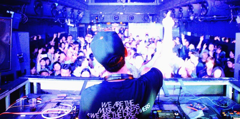 Nightclubs in Osaka and across Japan remain open