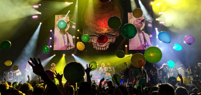 William Trader hoped to see Dead and Company in Chicago