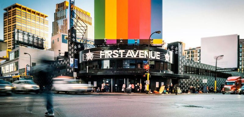 NIVA member First Avenue in Minneapolis