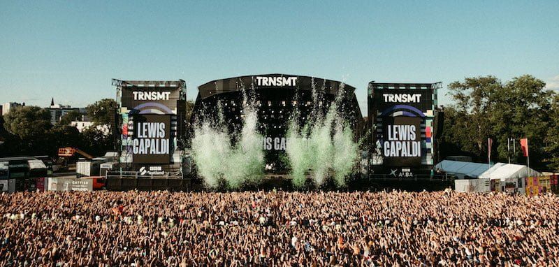 Lewis Capaldi has played every Trnsmt to date