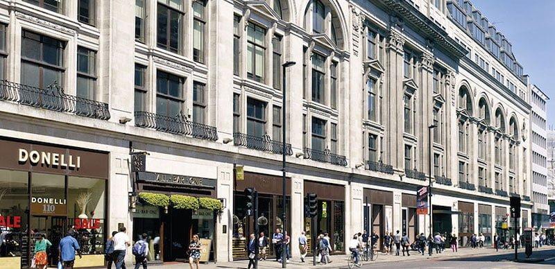 WME London New Oxford Street