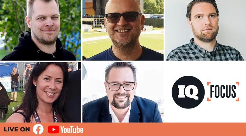 Festival leaders talk uncertain future in latest IQ Focus session