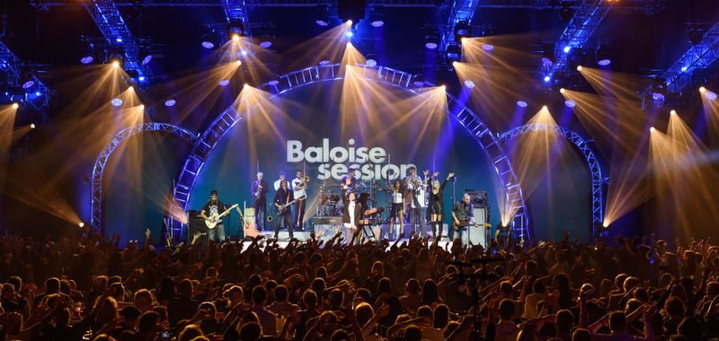 Baloise Session cancels October concert series