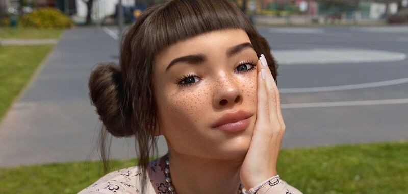 'Change-seeking robot' Miquela signs with CAA