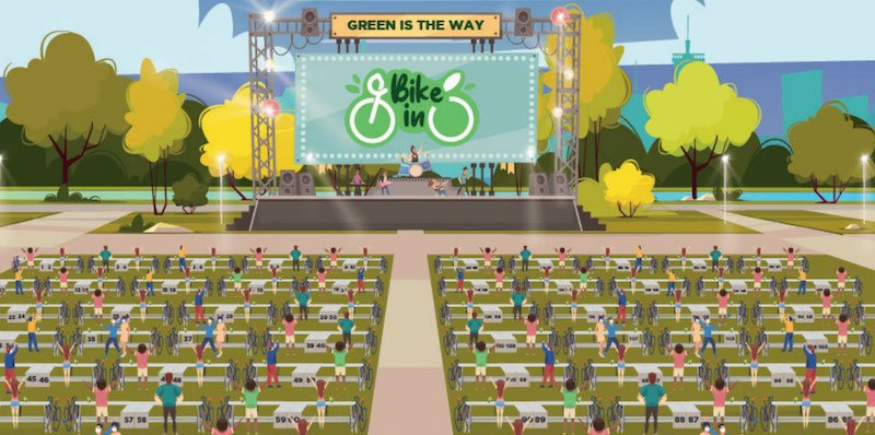 Bike-In concerts: The next wheely good idea? | IQ Magazine