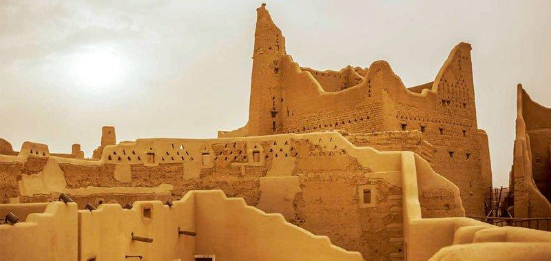 Saudi Arabia's historic Diriyah Gate is emerging as one of the kingdom's entertainment hubs