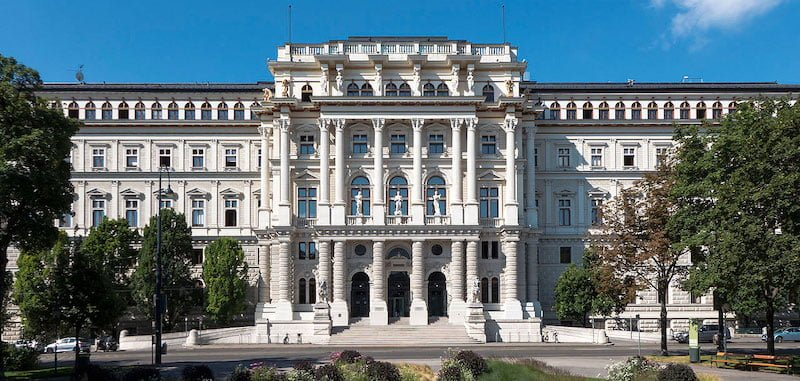 Austria's Supreme Court of Justice (OGH)