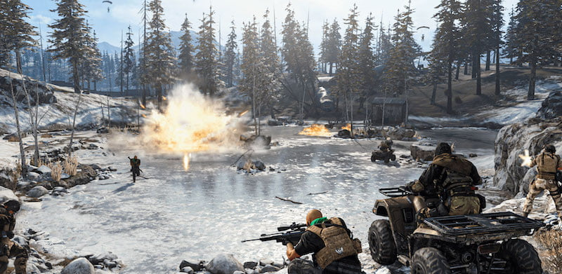 Call of Duty: Warzone could be a live events destination in future