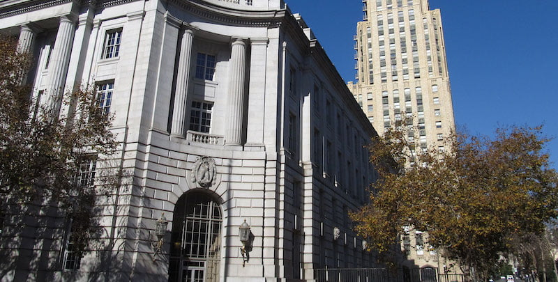 Like Eventbrite, the northern California district court is HQed in San Francisco