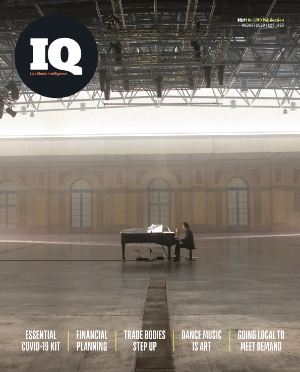 IQ91 Cover