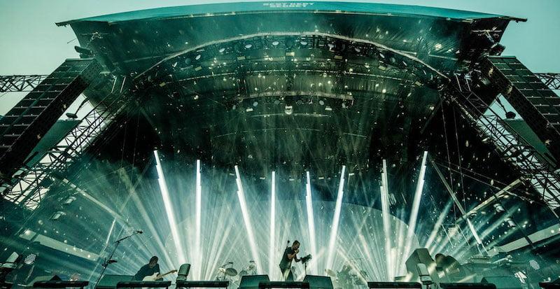 Radiohead at Best Kept Secret 2017
