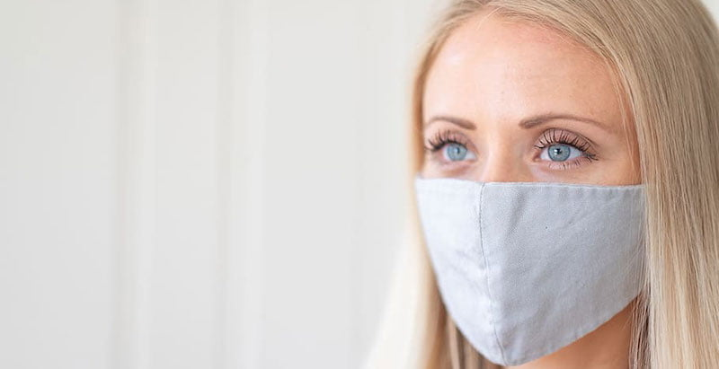 Face mask are now mandatory at all indoor events in France