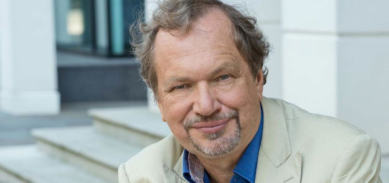 BDKV president Prof Jens Michow