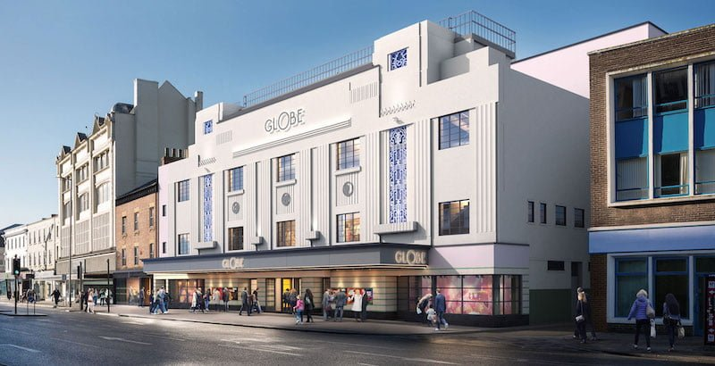 ATG is renovating the Globe in Stockton, County Durham
