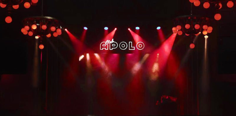 PRIMACOV involved a concert at Barcelona's Sala Apolo on 12 December