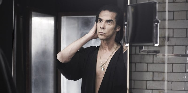 Nick Cave has donated a guitar to Stagehand for an upcoming raffle