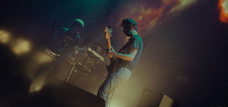 Ghost Hunt + Violeta Azevedo concert at the Musicbox takeover of São Luiz