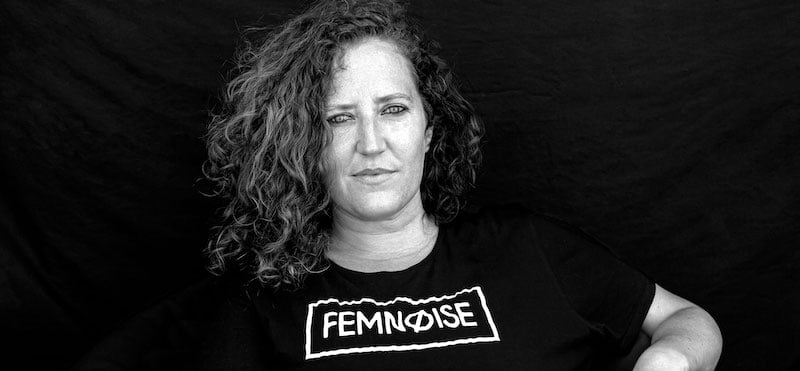 Natalia San Juan, founder and CEO of Femnøise