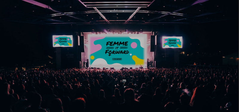 Femme it Forward